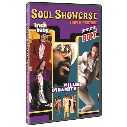 Soul Showcase 3 films
