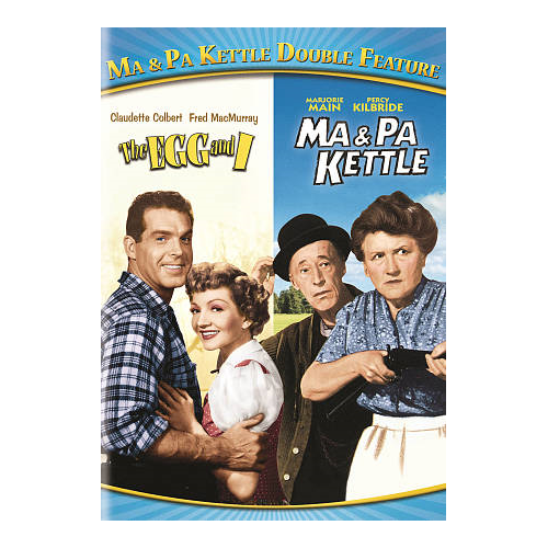 Ma and Pa Kettle Double Feature