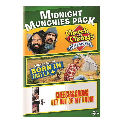 Cheech & Chong Triple Feature