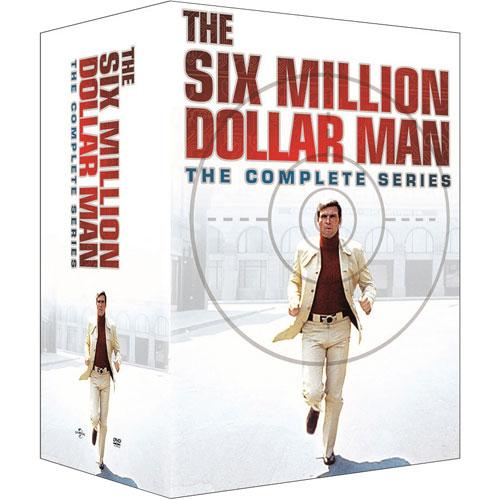 Six Million Dollar Man: Complete Series