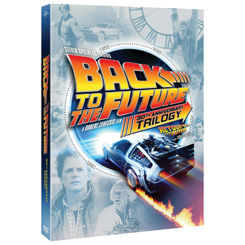 Back to the Future Trilogy (30th Anniversary Edition)