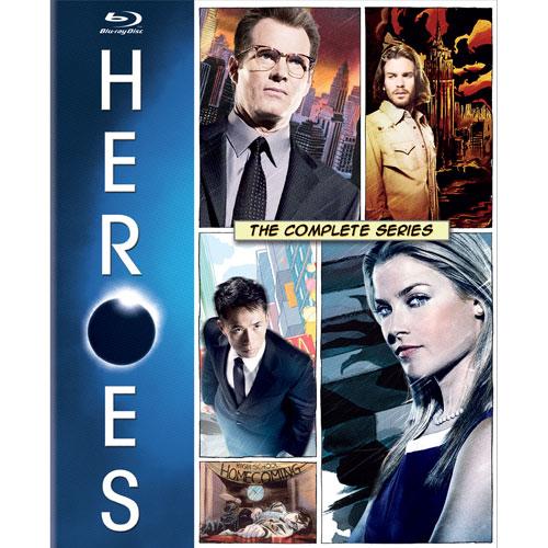 Heroes Complete Series (Blu-ray)