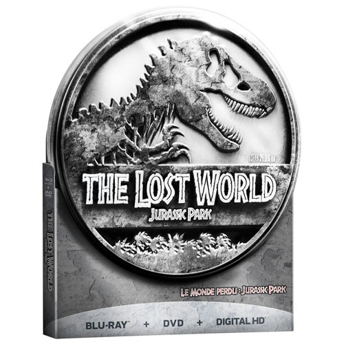 Jurassic Park: The Lost World (Steel Tin) (Seulement à Best Buy) (Combo Blu-ray) (1997)