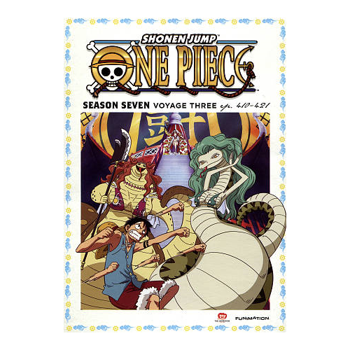 One Piece Season 7 Voyage 3
