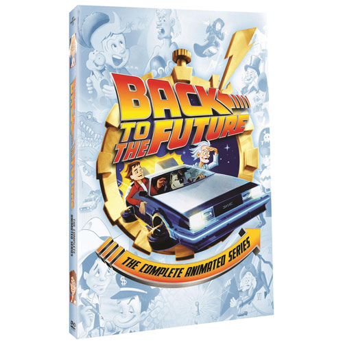 Back the Future: The Complete Animated Series (2015)