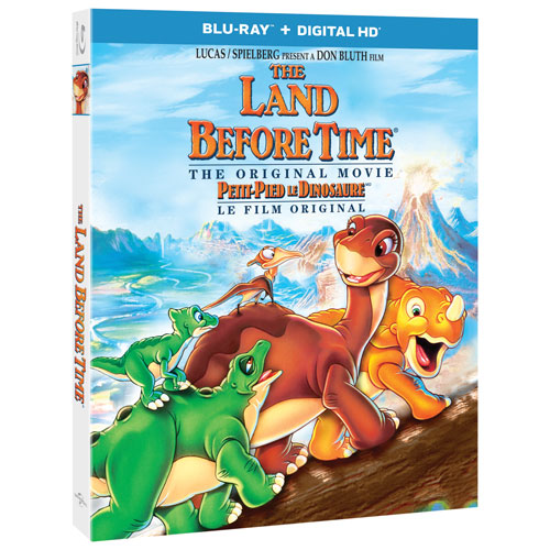Land Before Time Restored (Blu-ray)