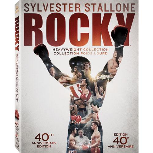 Rocky (Collection de 40e anniversaire) (Blu-ray)