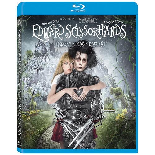 Edward Scissor (édition 25e anniversaire) (Blu-ray)