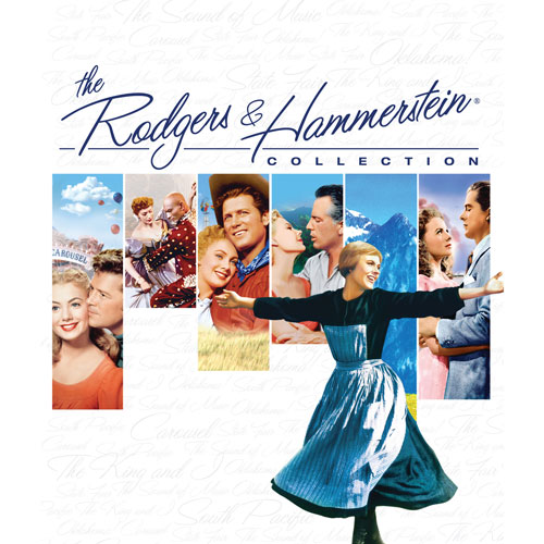 Rodgers and Hammerstein Collection (Blu-ray)