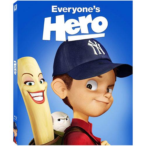 Everyones Hero (Blu-ray Combo)