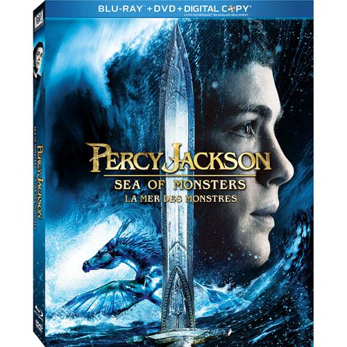 Percy Jackson: Sea of Monsters (Blu-ray Combo)