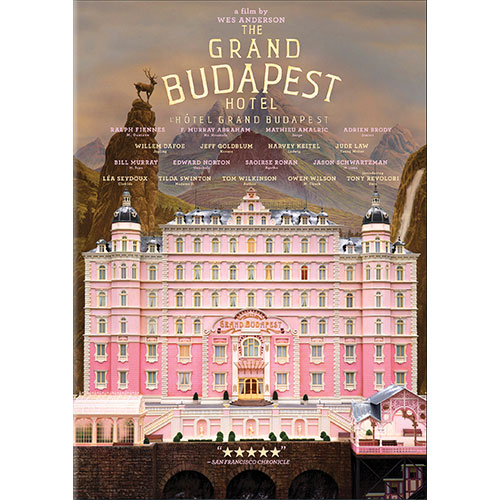 Grand Budapest Hotel The (2014)