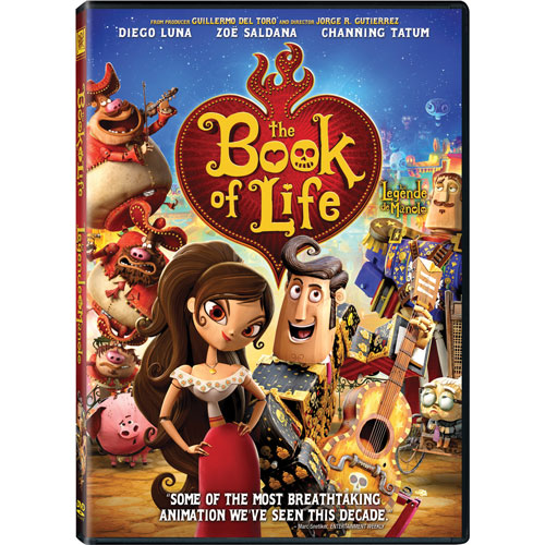Book of Life (2014)