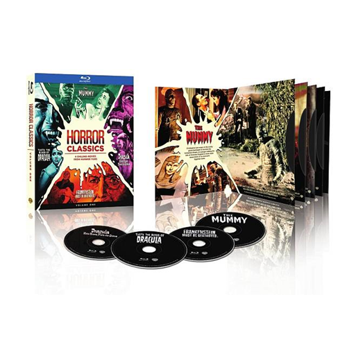 Horror Classic Collection (Blu-ray)