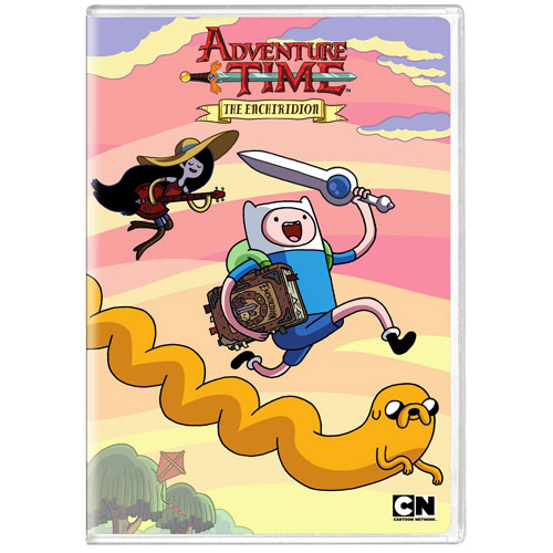 Cartoon Network: Adventure Time: Enchiridion Volume 10
