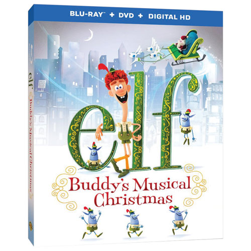 Elf: Buddy's Musical Christmas (Combo Blu-ray)