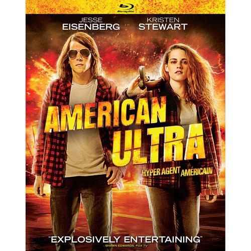 American Ultra (Blu-ray) (2015)