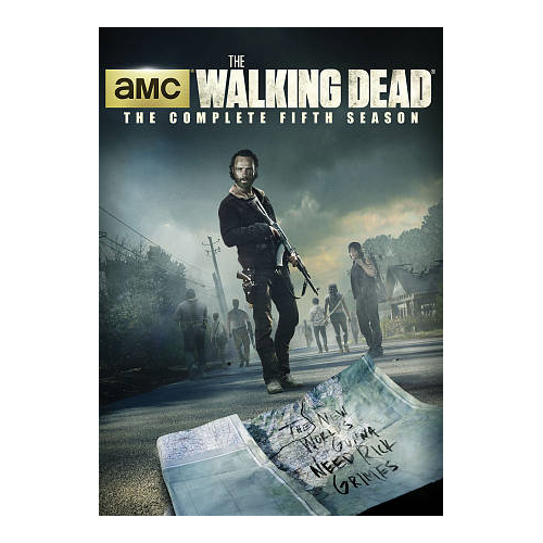 The Walking Dead: The Complete Fifth Season (Limited Edition) (Blu-ray)