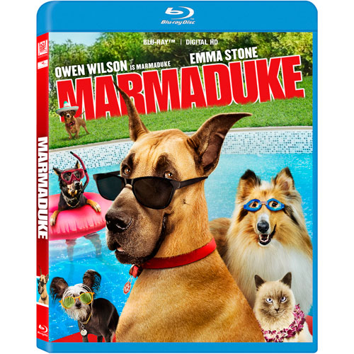 Marmaduke (Combo Blu-ray)