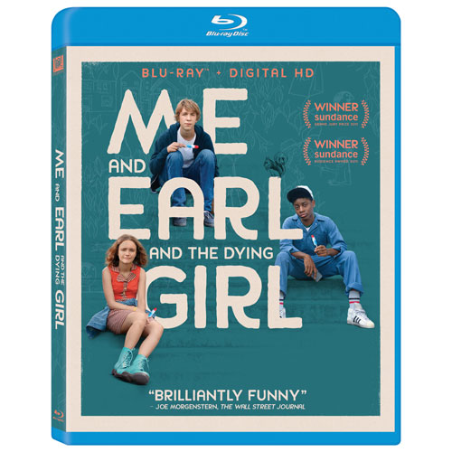 Me and Earl and the Dying Girl (Blu-ray) (2015)