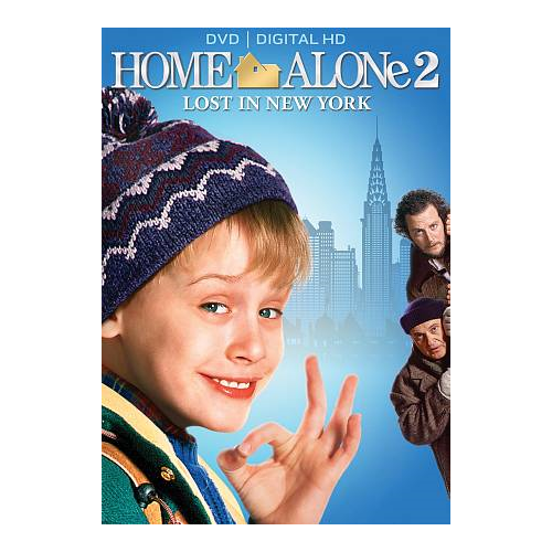 Home Alone 2: Lost in New York (anglais)