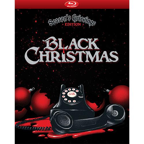 Black Christmas: Season's Grievings (Blu-ray)