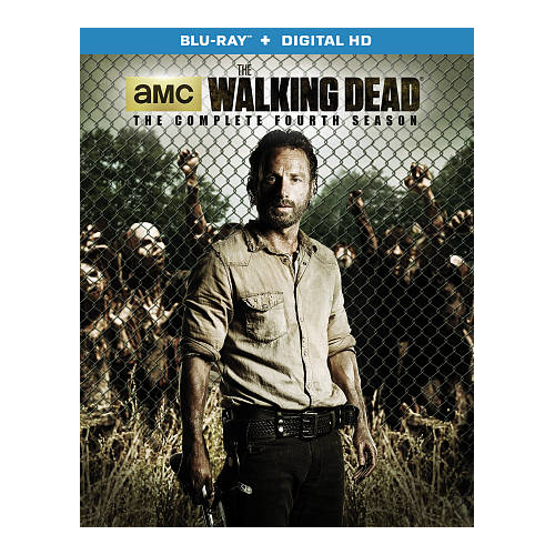 Walking Dead: saison 4 (emballage lenticulaire) (Blu-ray)