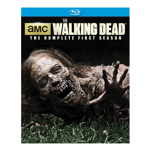 Walking Dead: saison 1 (emballage lenticulaire) (Blu-ray)