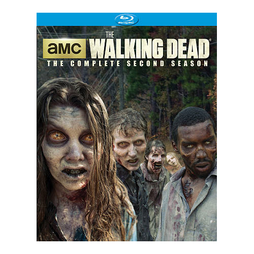 Walking Dead: Season 2 (Lenticular Packaging) (Blu-ray)