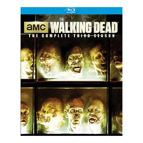 Walking Dead: Season 3 (Lenticular Packaging) (Blu-ray)