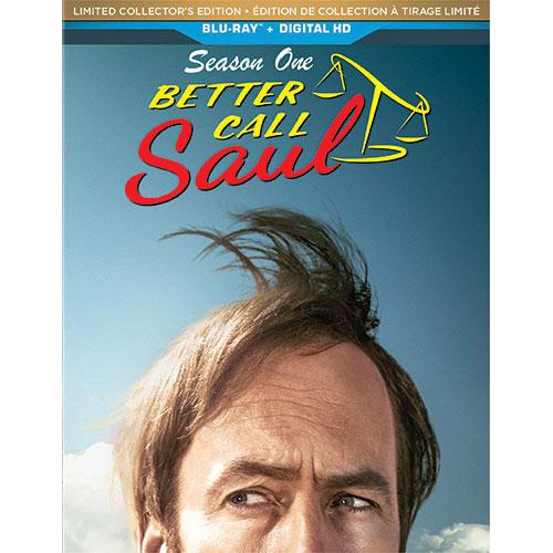 Better Call Saul: Saison 1 (édition de collection) (Blu-ray)