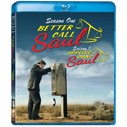 Better Call Saul: Saison 1 (Blu-ray)