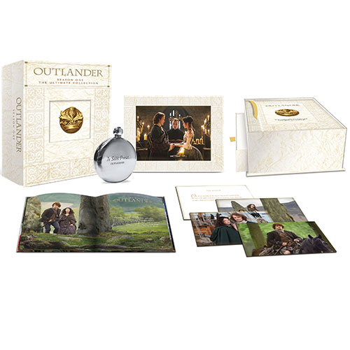 Outlander: Season 1 (Édition ultime) (Blu-ray)