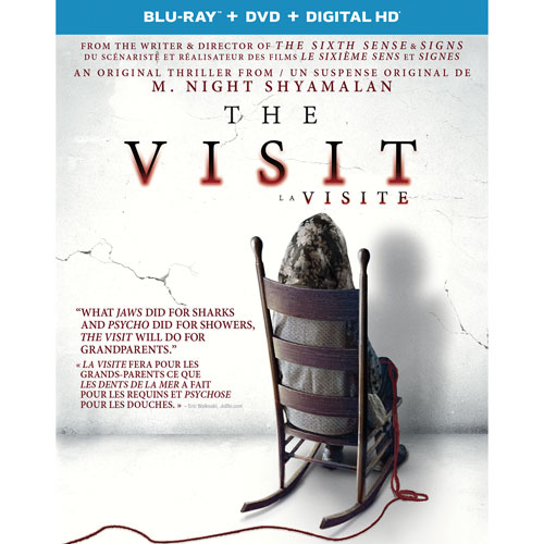 Visit The (Blu-ray) (2015)