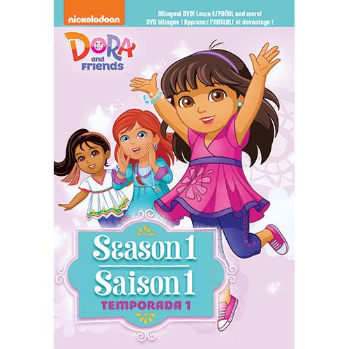 Dora and Friends: saison 1