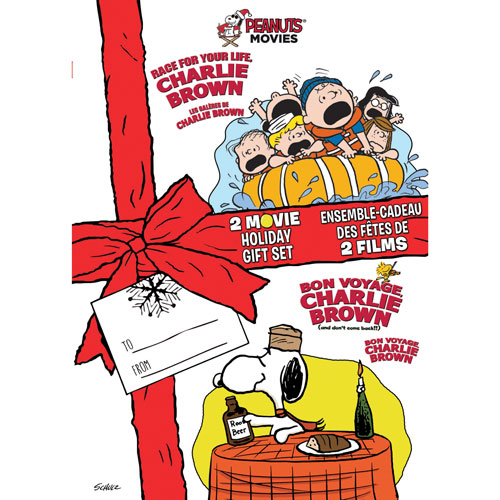 Peanuts: 2-Movie Holiday Giftset
