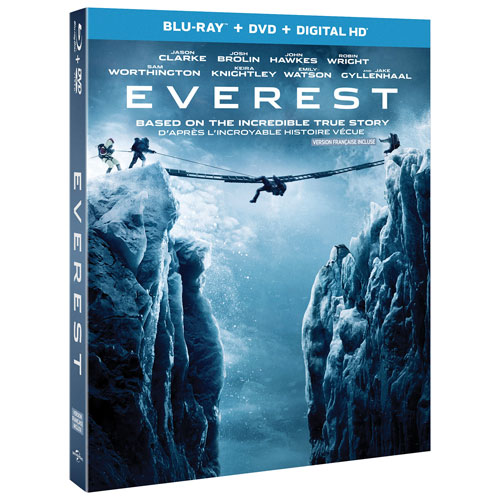 Everest (Blu-ray Combo) (2015)
