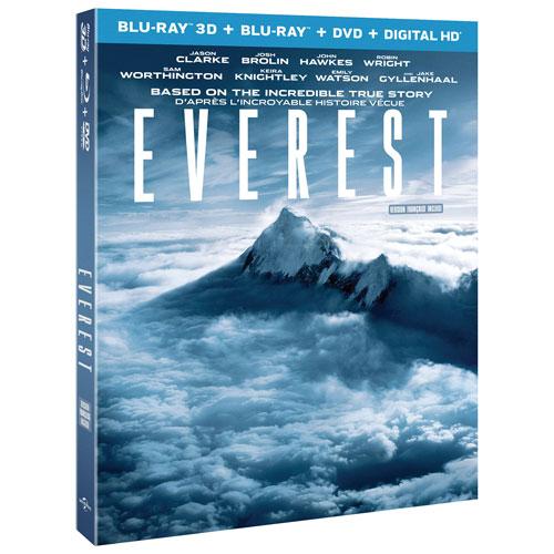 Everest (3D Blu-ray Combo) (2015)