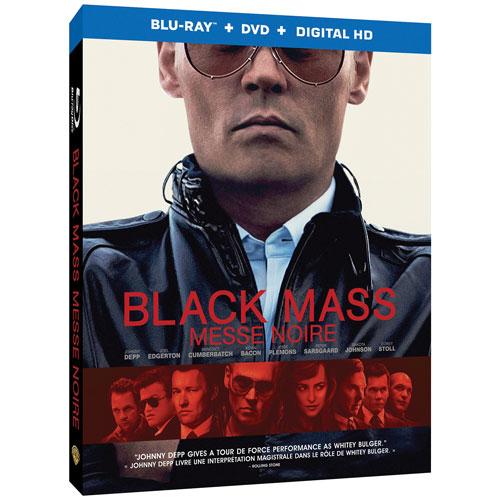 Black Mass (Blu-ray Combo) (2015)