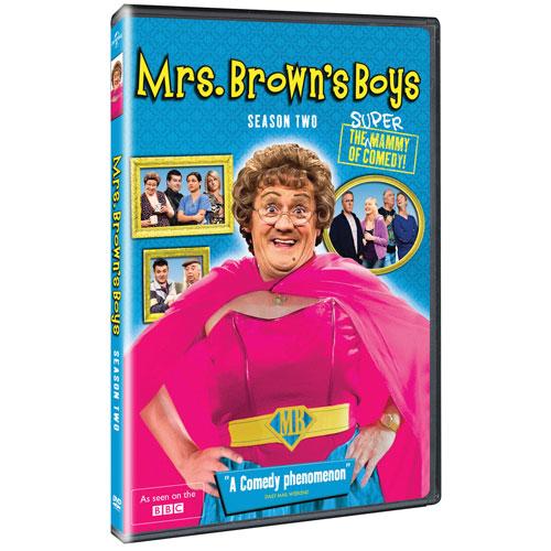Mrs. Brown's Boys: Season 2