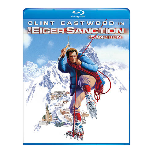 Eiger Sanction The (Blu-ray)