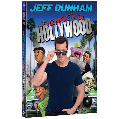 Jeff Dunham Unhinged Hollywood