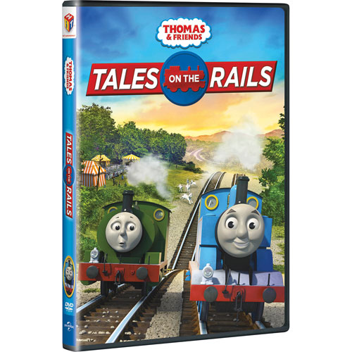 Thomas Tales on the Rails