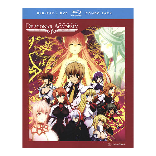 Dragonar Academy: The Complete Series (combo Blu-ray)