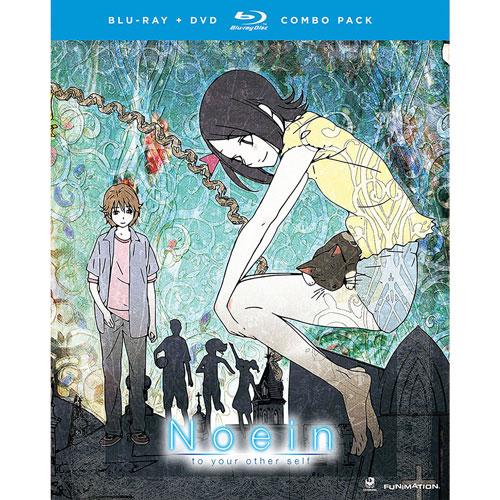Noein: Complete Series (combo Blu-ray)