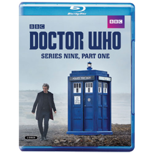 Doctor Who: Series 9 Part 1 (Blu-ray)