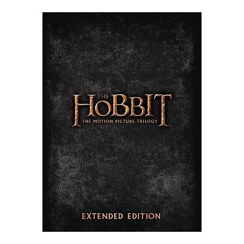 Hobbit Trilogy (Bilingue) (édition prolongée)