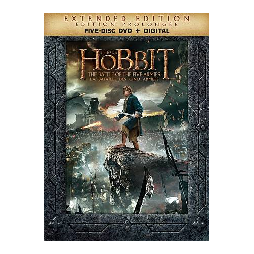 Hobbit: Battle of the Five Armies (Extended Edition) (2014)
