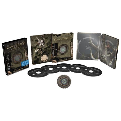 Game of Thrones: Season 1 (SteelBook) (Blu-ray)