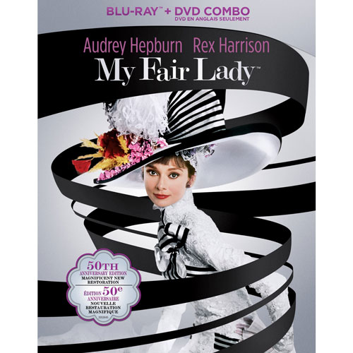My Fair Lady (Combo Blu-ray) (1964)